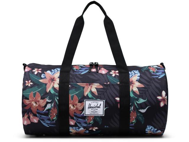 Herschel Sutton Mid-Volume Duffle, summer floral black